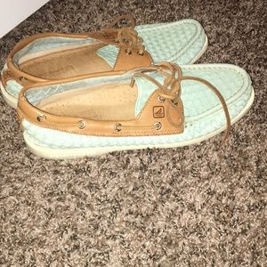 Size 9.5 Sperry's